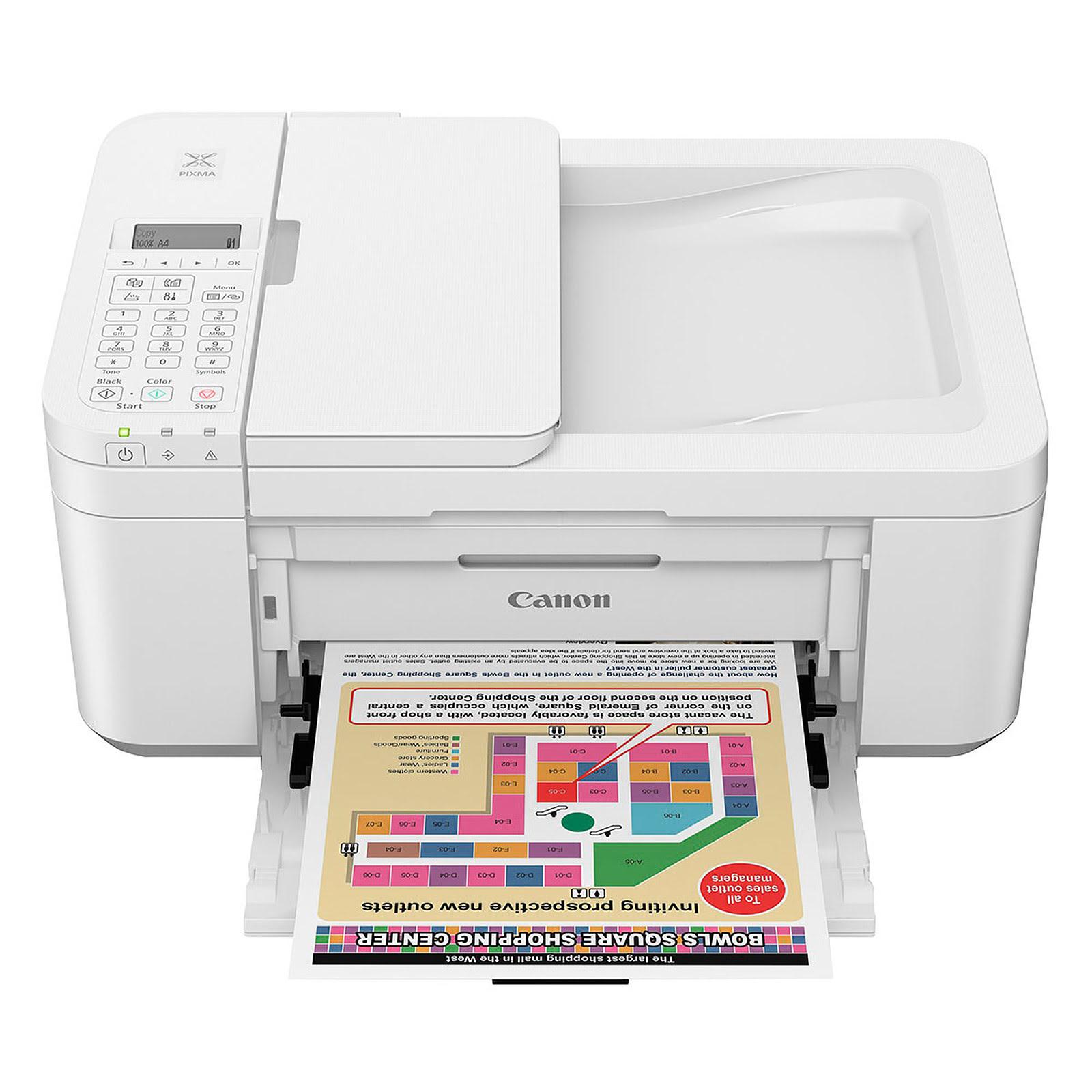 PIXMA TR4551 White # (2984C029 --) - Achat / Vente Imprimante multifonction sur Picata.fr - 2