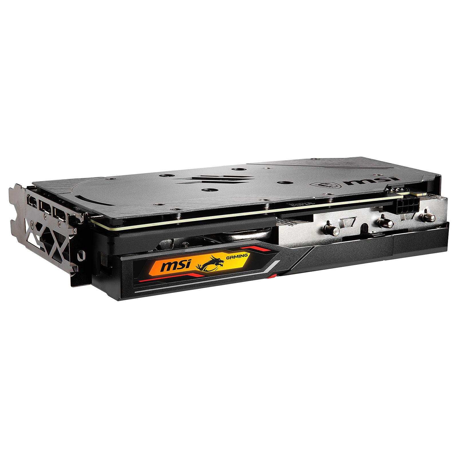 Radeon RX 5500 XT GAMING X 8G (912-V382-001) - Achat / Vente Carte graphique sur Picata.fr - 2