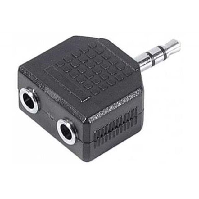 Connectique TV/Hifi/Video DUST Doubleur Audio Jack 3.5 - Achat / Vente Connectique TV/Hifi/Video sur Picata.fr - 0