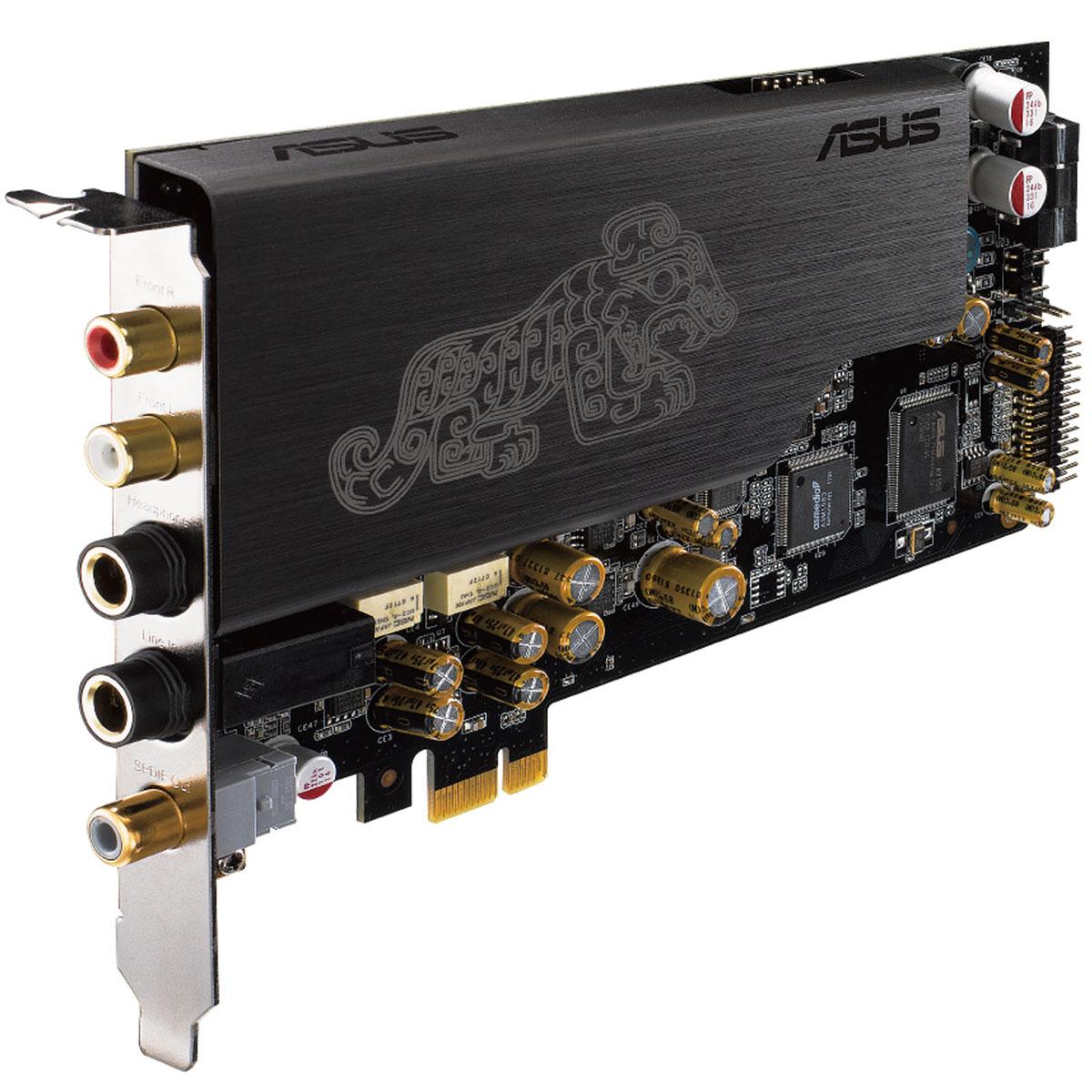 Xonar Essence STX II 7.1 PCI-E (90YA00NN-M0UA00) - Achat / Vente Carte son sur Picata.fr - 1