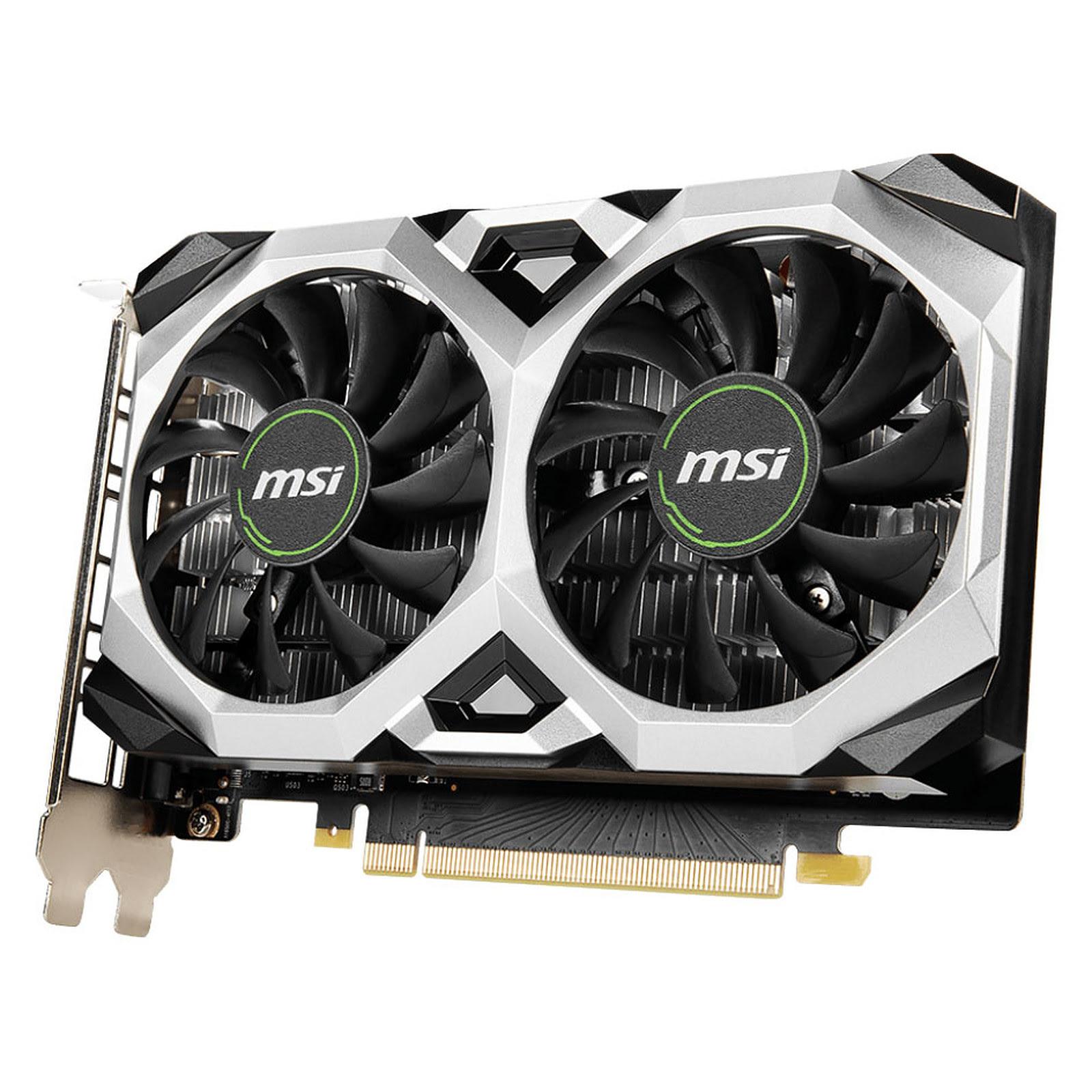 GeForce GTX 1650 D6 VENTUS XS OCV1 (912-V809-3616) - Achat / Vente Carte graphique sur Picata.fr - 3