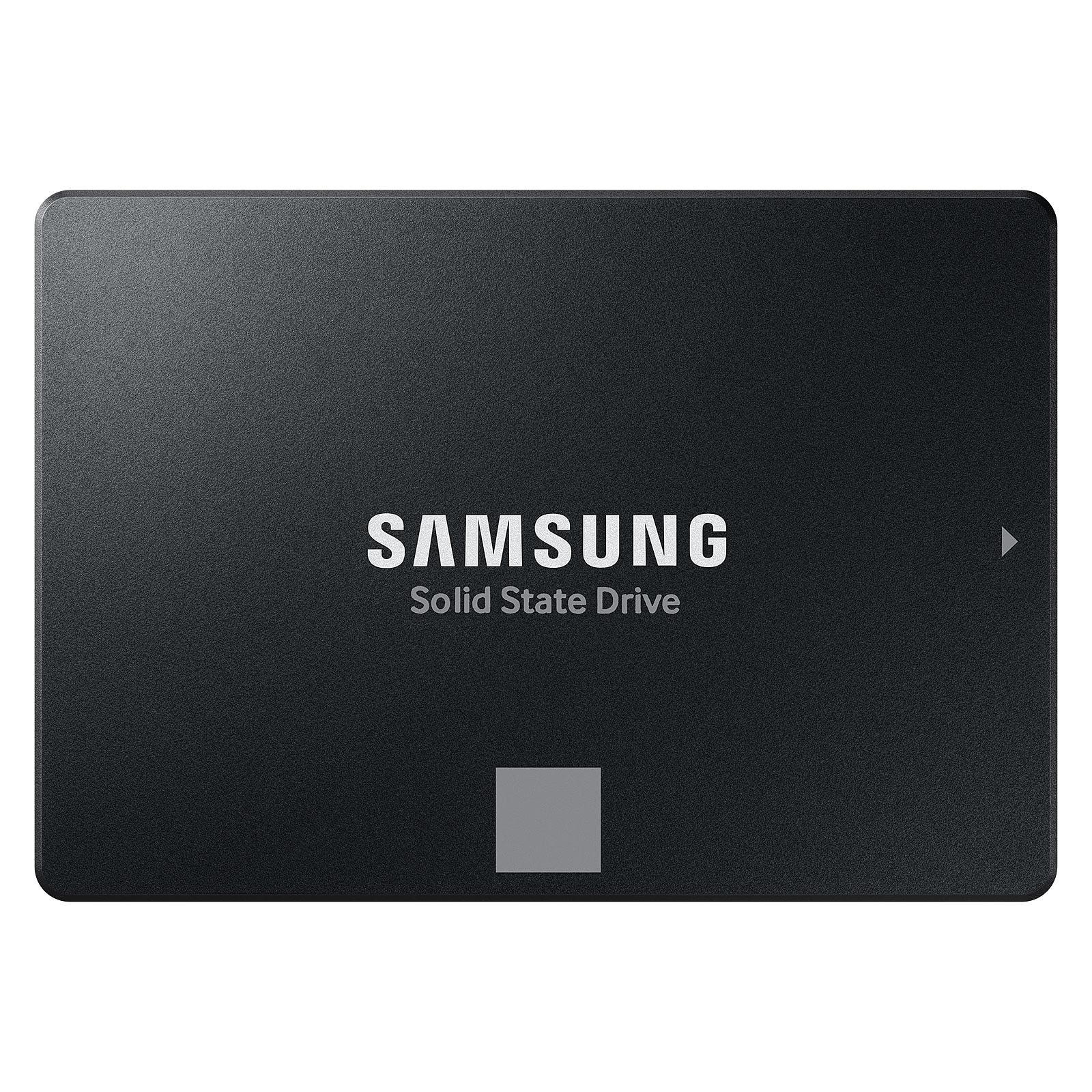2To SSD S-ATA-6.0Gbps - 870 EVO (MZ-77E2T0B/EU) - Achat / Vente Disque SSD sur Picata.fr - 1