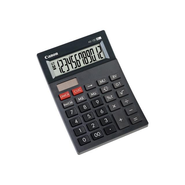 simple - AS-120 (4582B001) - Achat / Vente Calculatrice sur Picata.fr - 0