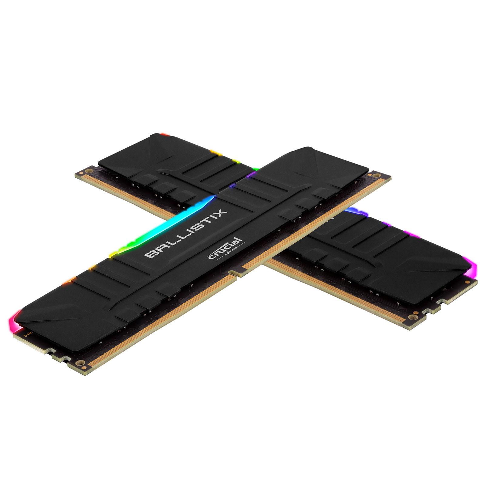 BL2K16G32C16U4BL RGB (2x16Go DDR4 3200 PC25600) (BL2K16G32C16U4BL) - Achat / Vente Mémoire PC sur Picata.fr - 0