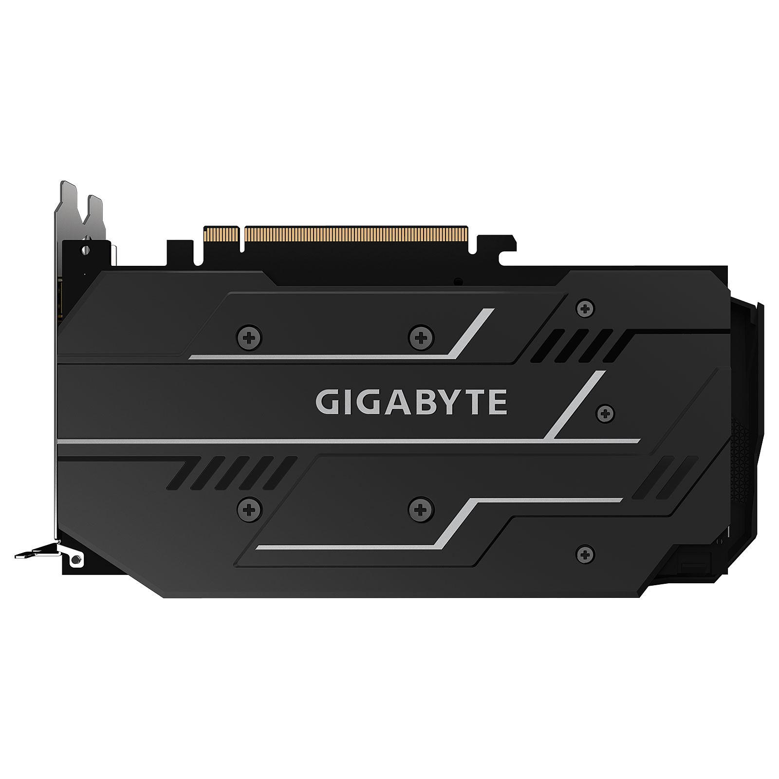 Radeon RX 5600 XT WINDFORCE OC 6G  (GV-R56XTWF2OC-6GD) - Achat / Vente Carte graphique sur Picata.fr - 2