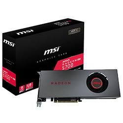 image produit MSI RX 5700 8G - RX5700/8Go/HDMI/DP Picata