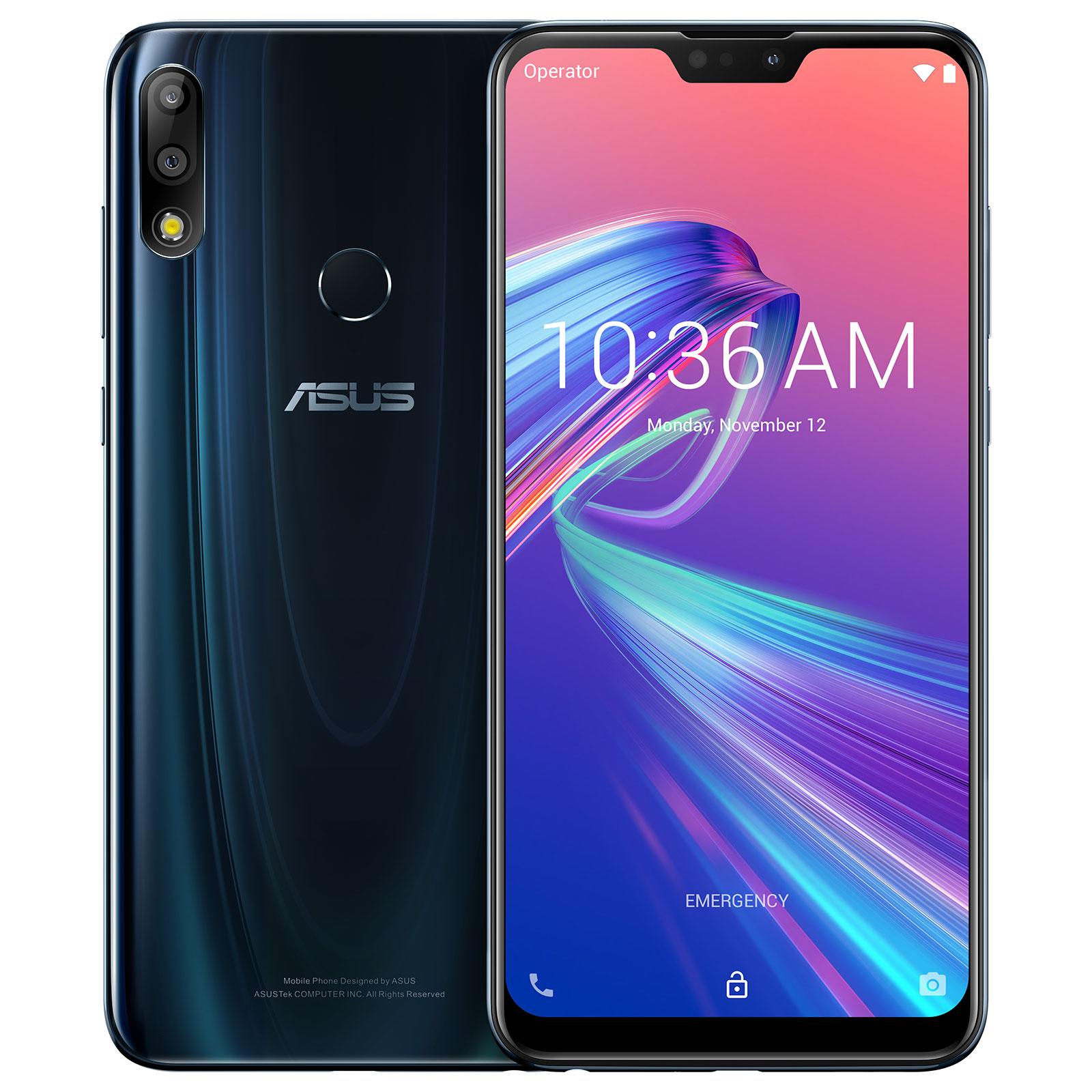 ZenFone Max PRO M2 Bleu (90AX01B2-M00950) - Achat / Vente Téléphonie sur Picata.fr - 0
