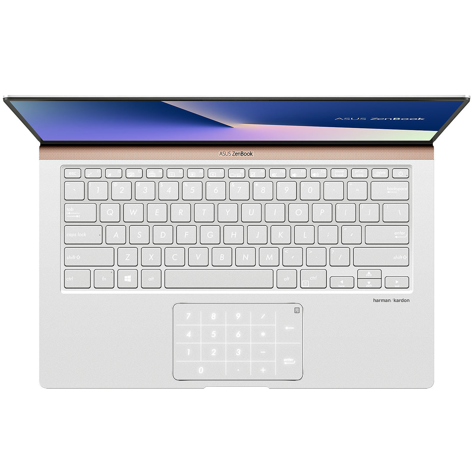 ZenBook 14 UX433FA A5104R (90NB0JR4-M04150) - Achat / Vente PC portable sur Picata.fr - 3