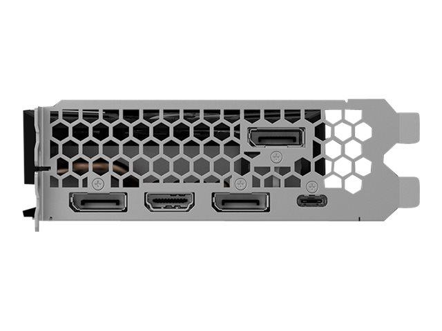 GeForce RTX 2080 XLR8 OC TWIN FAN (VCG20808DFPPB-O) - Achat / Vente Carte graphique sur Picata.fr - 1