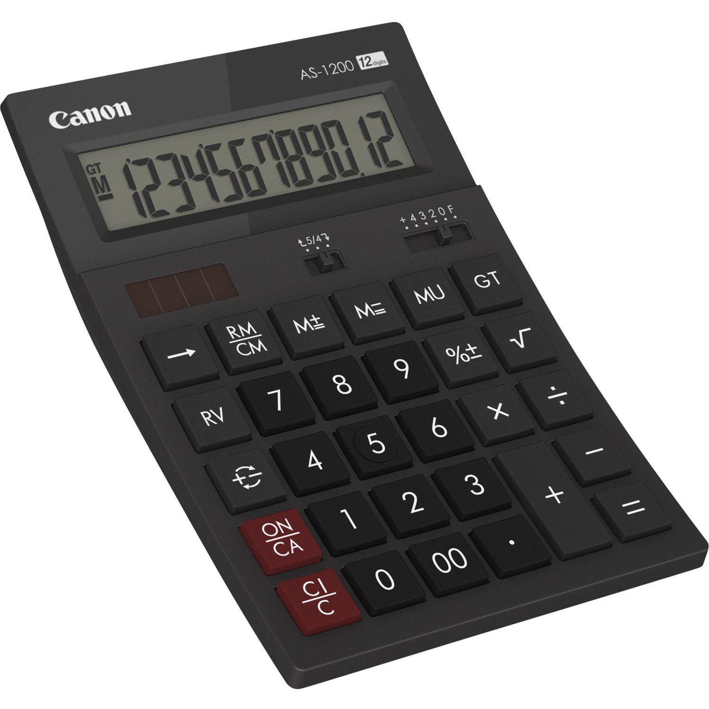 simple - AS-1200 (4599B001) - Achat / Vente Calculatrice sur Picata.fr - 0