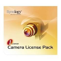 Serveur NAS Synology Pack 1 licence pour camera (DEVICE LICENSE (X 1)) - Achat / Vente Serveur NAS sur Picata.fr - 0