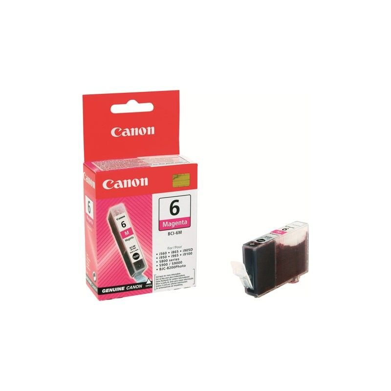 Consommable imprimante Canon Cartouche BCI 6 PM (4710A002) - Achat / Vente Consommable imprimante sur Picata.fr - 0