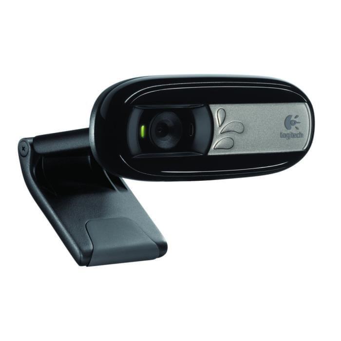 Caméra / Webcam Logitech WebCam C170 Refresh (960-001066) - Achat / Vente Caméra / Webcam sur Picata.fr - 2