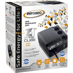 Infosec Onduleur - Multiprises MAGASIN EN LIGNE Cybertek
