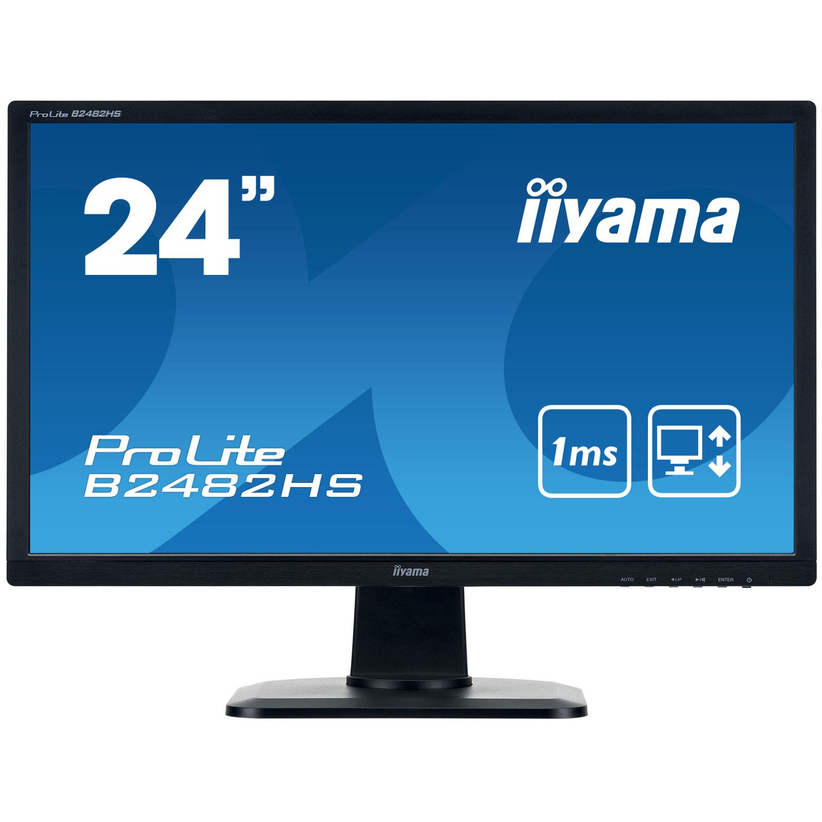 B2482HS-B1 (B2482HS-B1) - Achat / Vente Ecran PC sur Picata.fr - 3