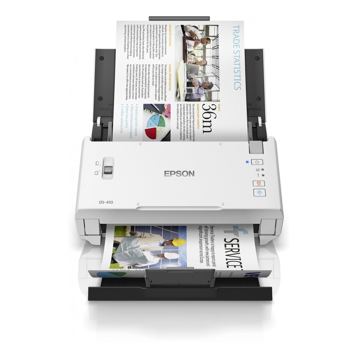 Scanner Epson WorkForce DS-410 (B11B249401) - Achat / Vente Scanner sur Picata.fr - 0