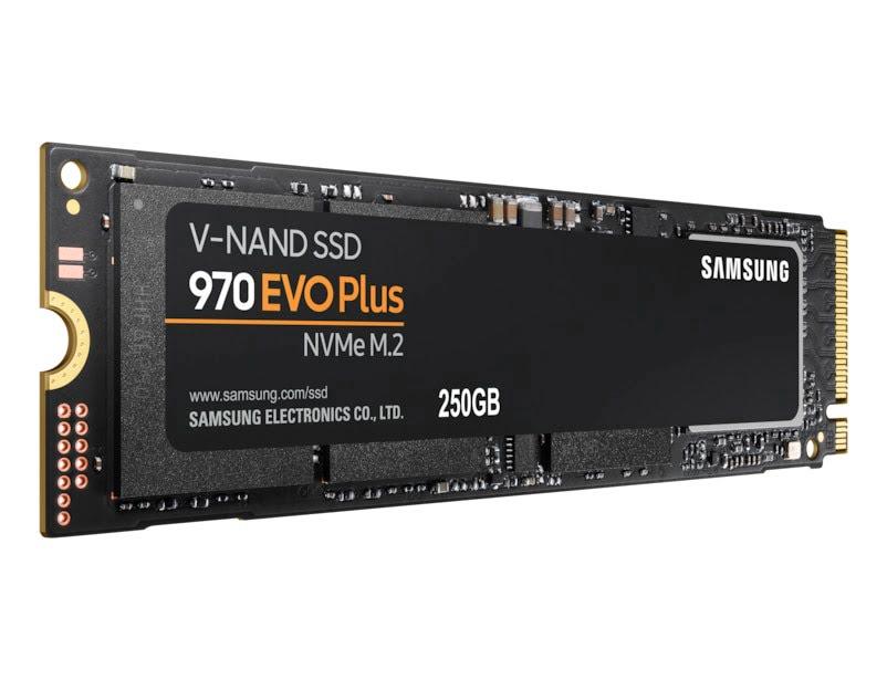 250Go NVMe M.2 - 970 EVO PLUS (MZ-V7S250BW) - Achat / Vente Disque SSD sur Picata.fr - 1