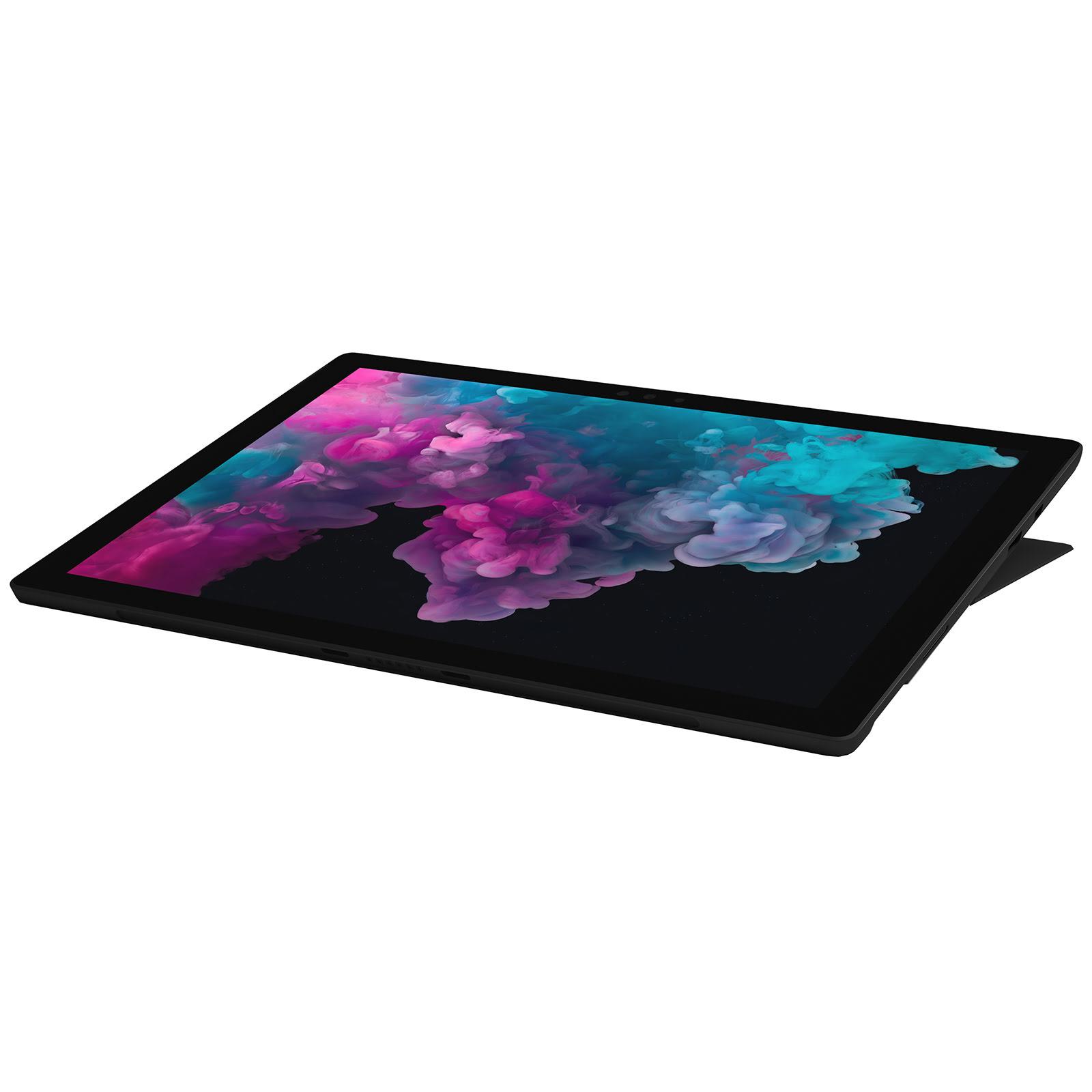 """Surface Pro 6 Black - i5-8350/8G/256G/12.3""""/W10P (LQ6-00018) - Achat / Vente Tablette tactile sur Picata.fr - 2"""