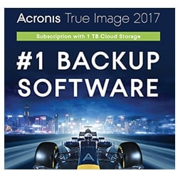 Acronis Logiciel application MAGASIN EN LIGNE Cybertek