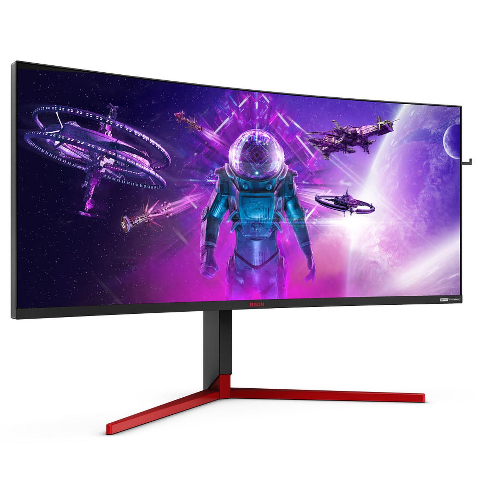 """AG353UCG - 35"""" incurvé VA/2ms/WQHD/200Hz/G-Sync/DP/HDMI (AG353UCG) - Achat / Vente Ecran PC sur Picata.fr - 4"""