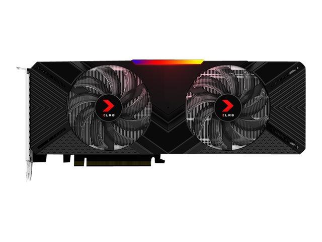 GeForce RTX 2080 XLR8 OC TWIN FAN (VCG20808DFPPB-O) - Achat / Vente Carte graphique sur Picata.fr - 4