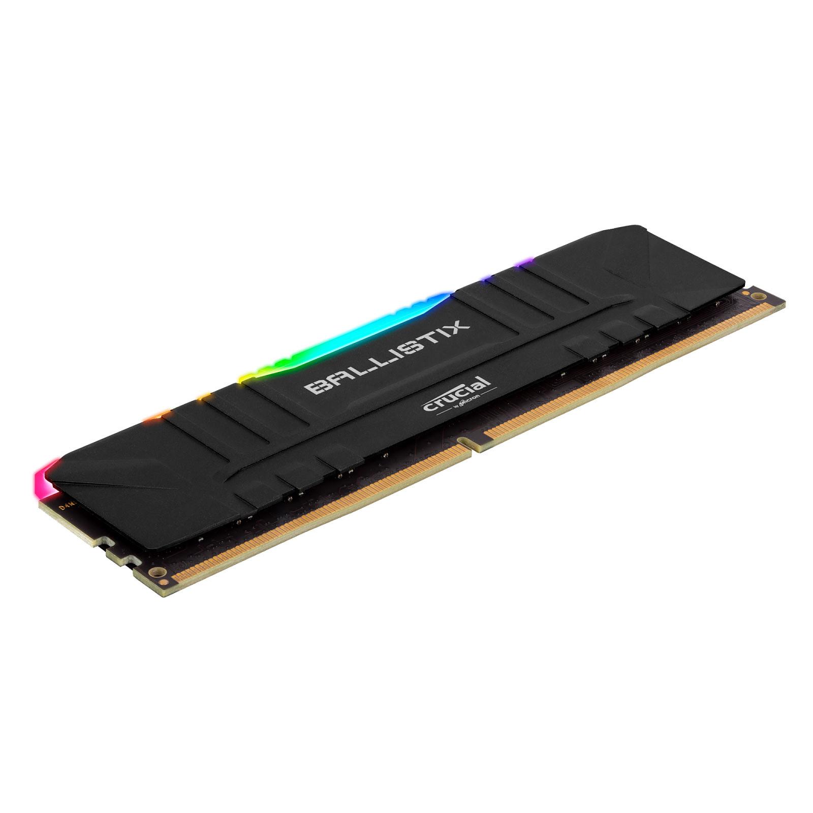 BL2K16G32C16U4BL RGB (2x16Go DDR4 3200 PC25600) (BL2K16G32C16U4BL) - Achat / Vente Mémoire PC sur Picata.fr - 1