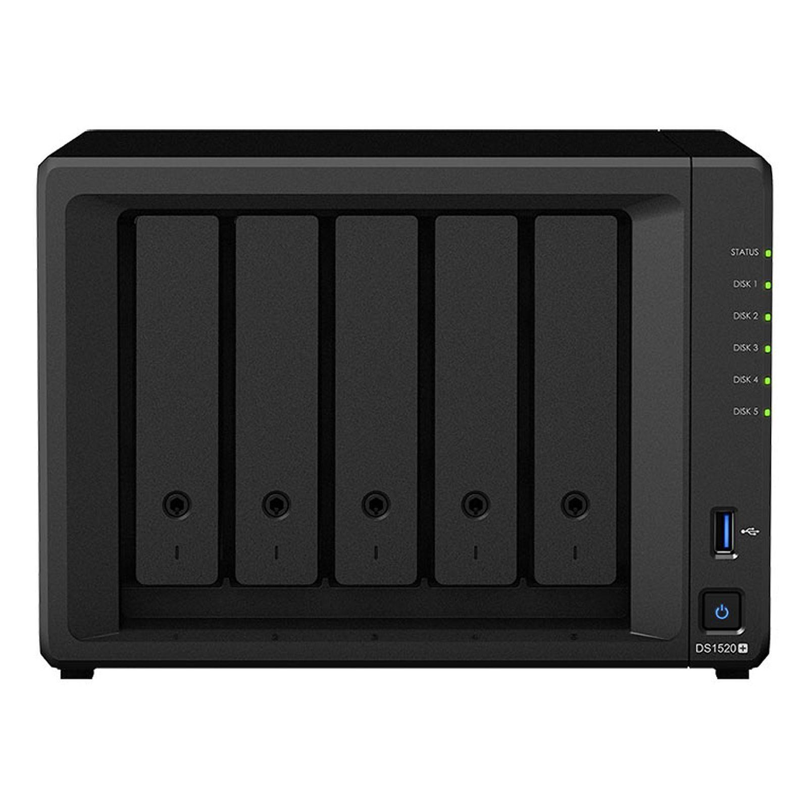 DS1520+ - 5 HDD (DS1520+) - Achat / Vente Serveur NAS sur Picata.fr - 0