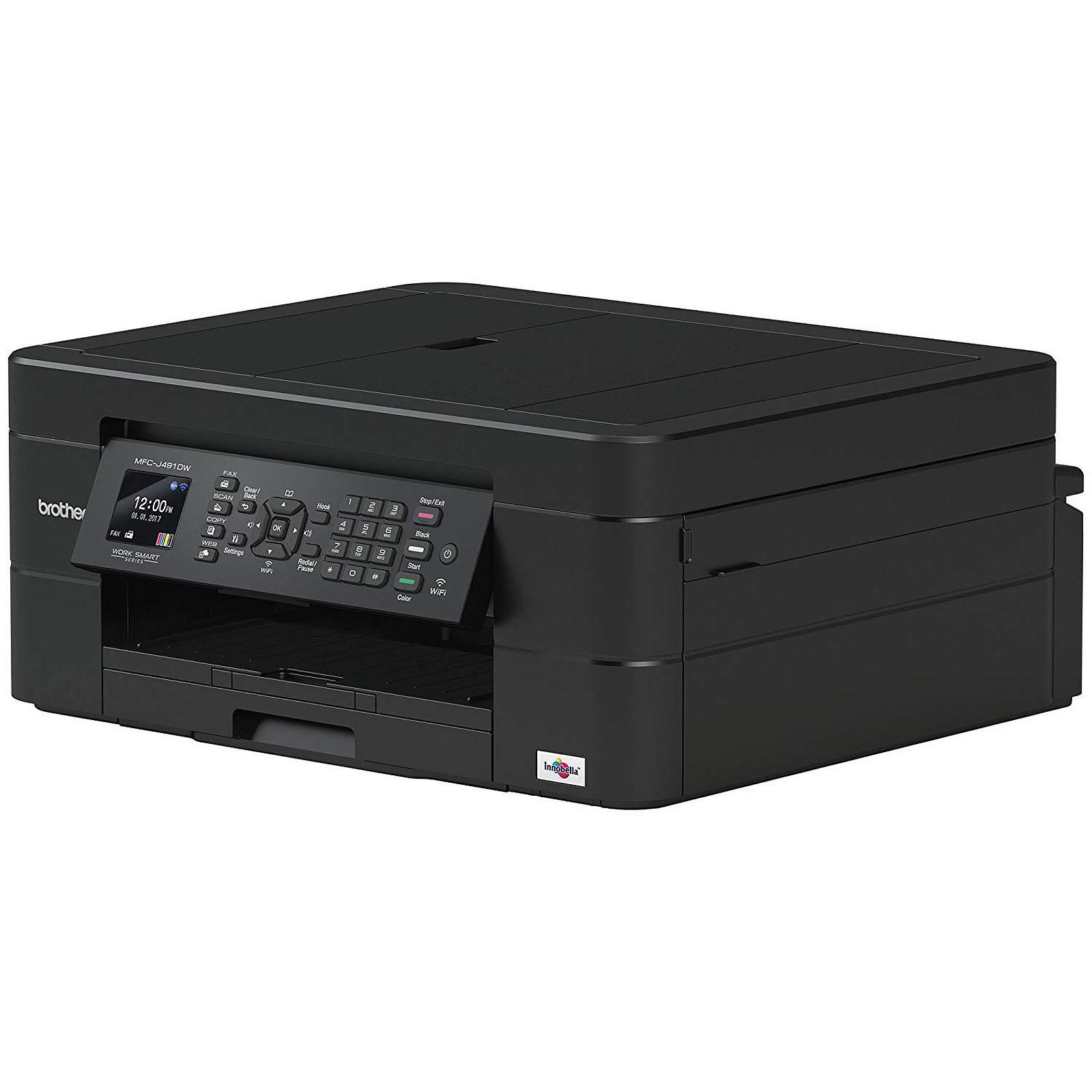 MFC-J491DW (MFCJ491DWF1) - Achat / Vente Imprimante multifonction sur Picata.fr - 1