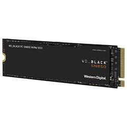 image produit WD 500Go BLACK SN850 NVMe M.2 - WDS500G1X0E Picata