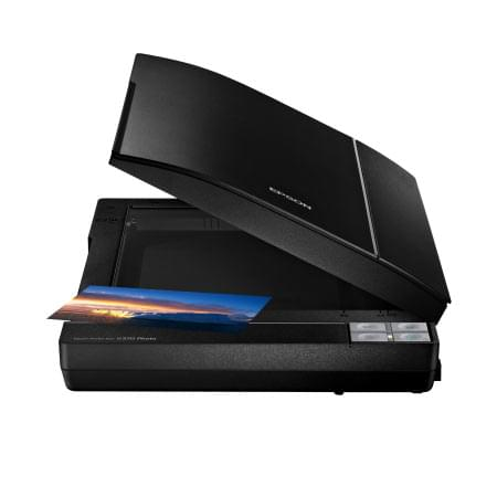 Scanner Epson Perfection V370 Photo (B11B207312) - Achat / Vente Scanner sur Picata.fr - 0