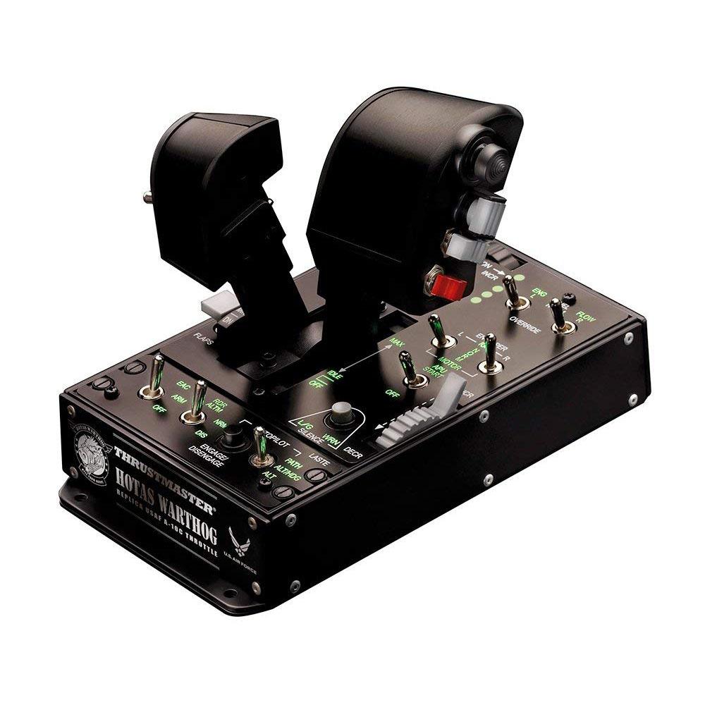 HOTAS Warthog Dual Throttle (2960739) - Achat / Vente Périphérique de jeu sur Picata.fr - 1