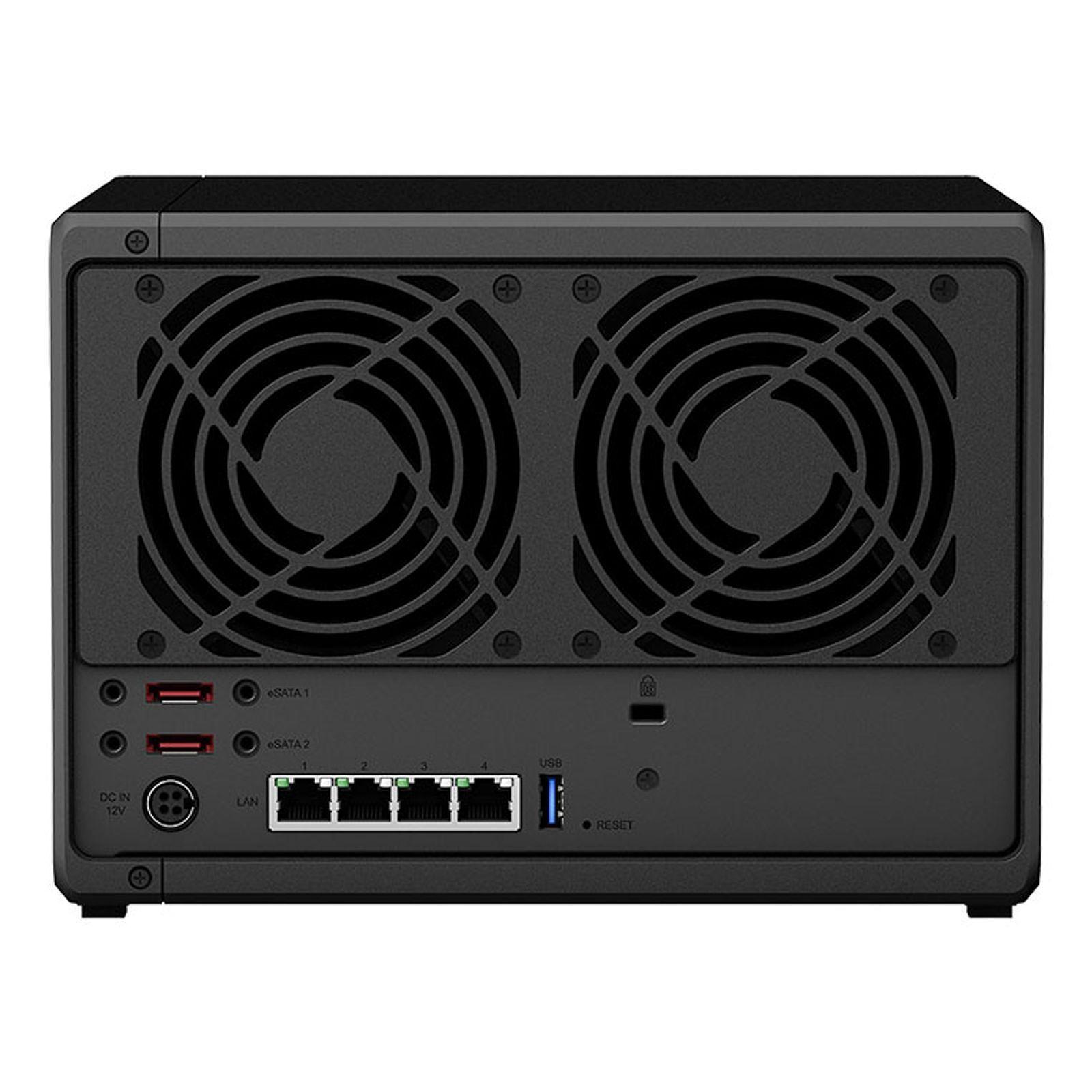 DS1520+ - 5 HDD (DS1520+) - Achat / Vente Serveur NAS sur Picata.fr - 1