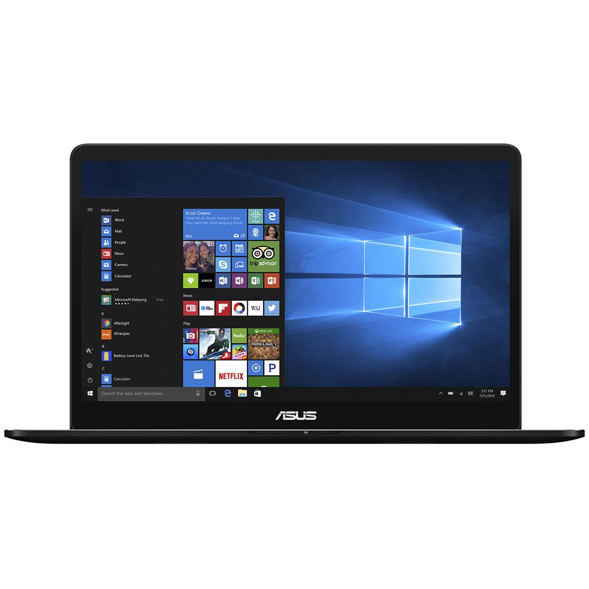 ZenBook Pro UX550VD-BN022R (90NB0ET2-M03420) - Achat / Vente PC portable sur Picata.fr - 3