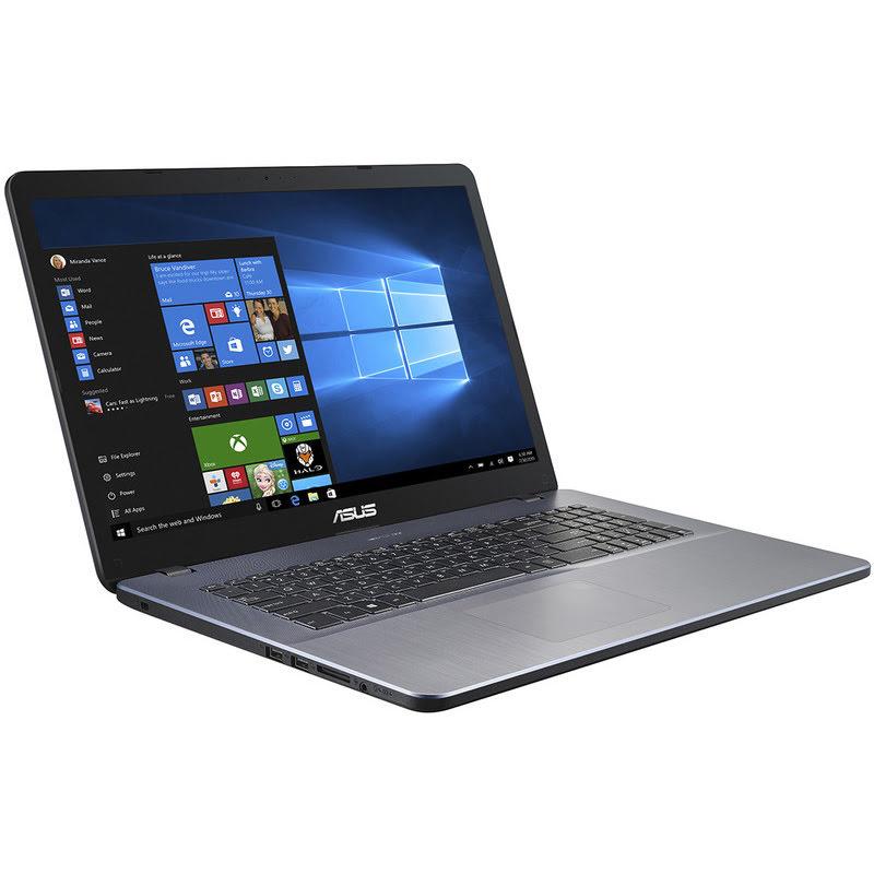 X705UF-GC118T - i5 8250/8G/256G+500G/MX130/17.3/10 (90NB0IE1-M01490) - Achat / Vente PC portable sur Picata.fr - 0