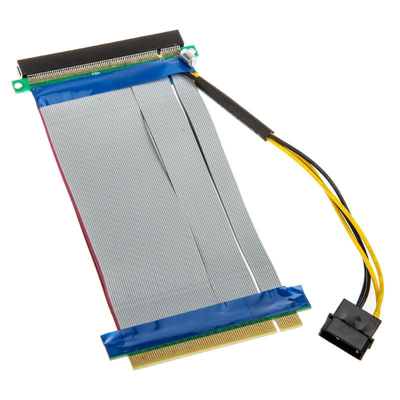 PCI-Express Riser 16x to 16x - 19cm (PGW-RC-MRK-004) - Achat / Vente Accessoire carte graphique sur Picata.fr - 0