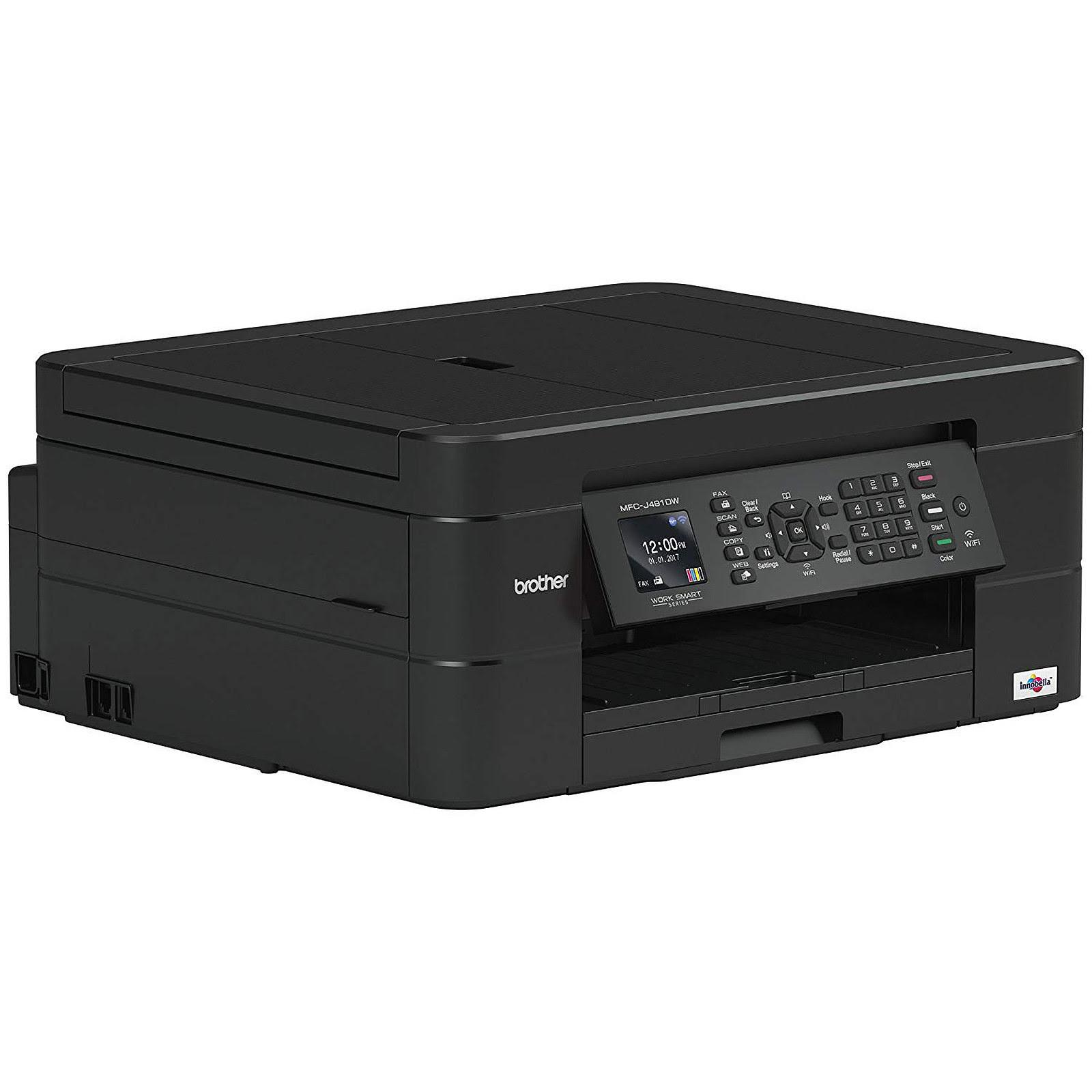 MFC-J491DW (MFCJ491DWF1) - Achat / Vente Imprimante multifonction sur Picata.fr - 2