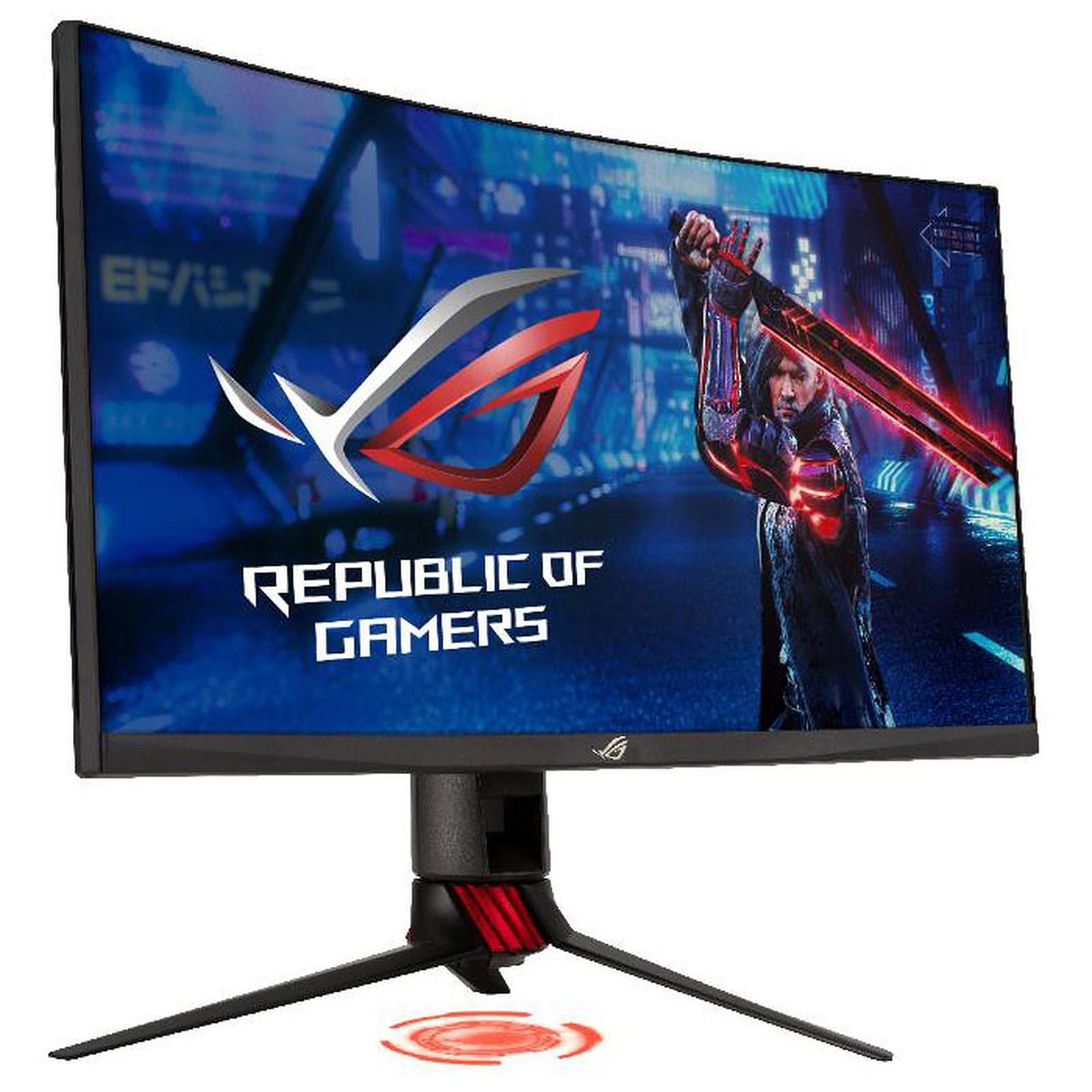 "XG27WQ - 27"" LED VA Incurvé/1ms/WQHD/HDMI/DP/165Hz (90LM05I0-B01970) - Achat / Vente Ecran PC sur Picata.fr - 3"