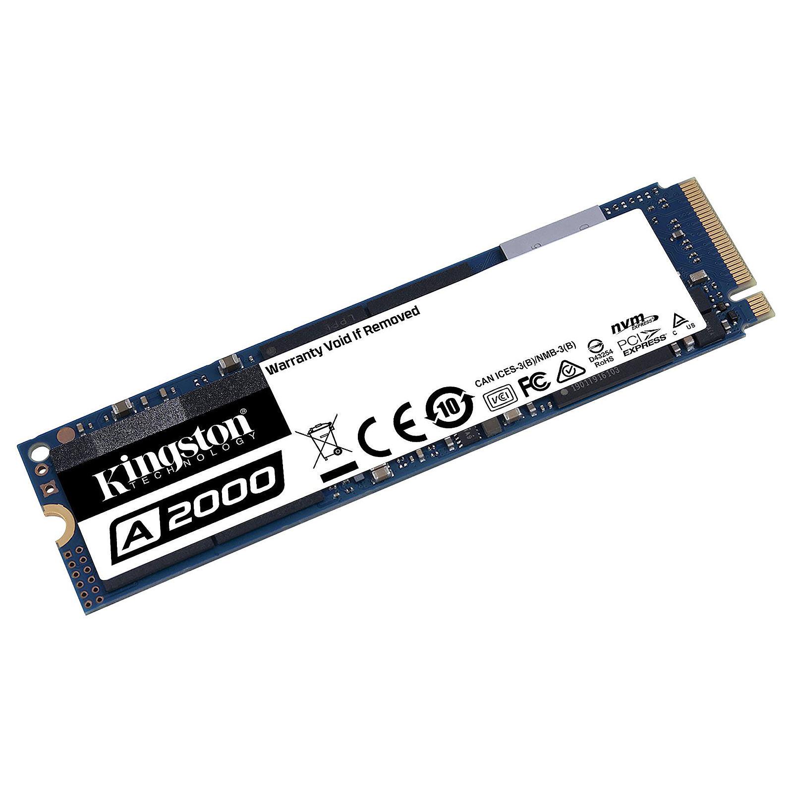 500Go SSD M.2 NVMe - SA2000M8/500G (SA2000M8/500G) - Achat / Vente Disque SSD sur Picata.fr - 0