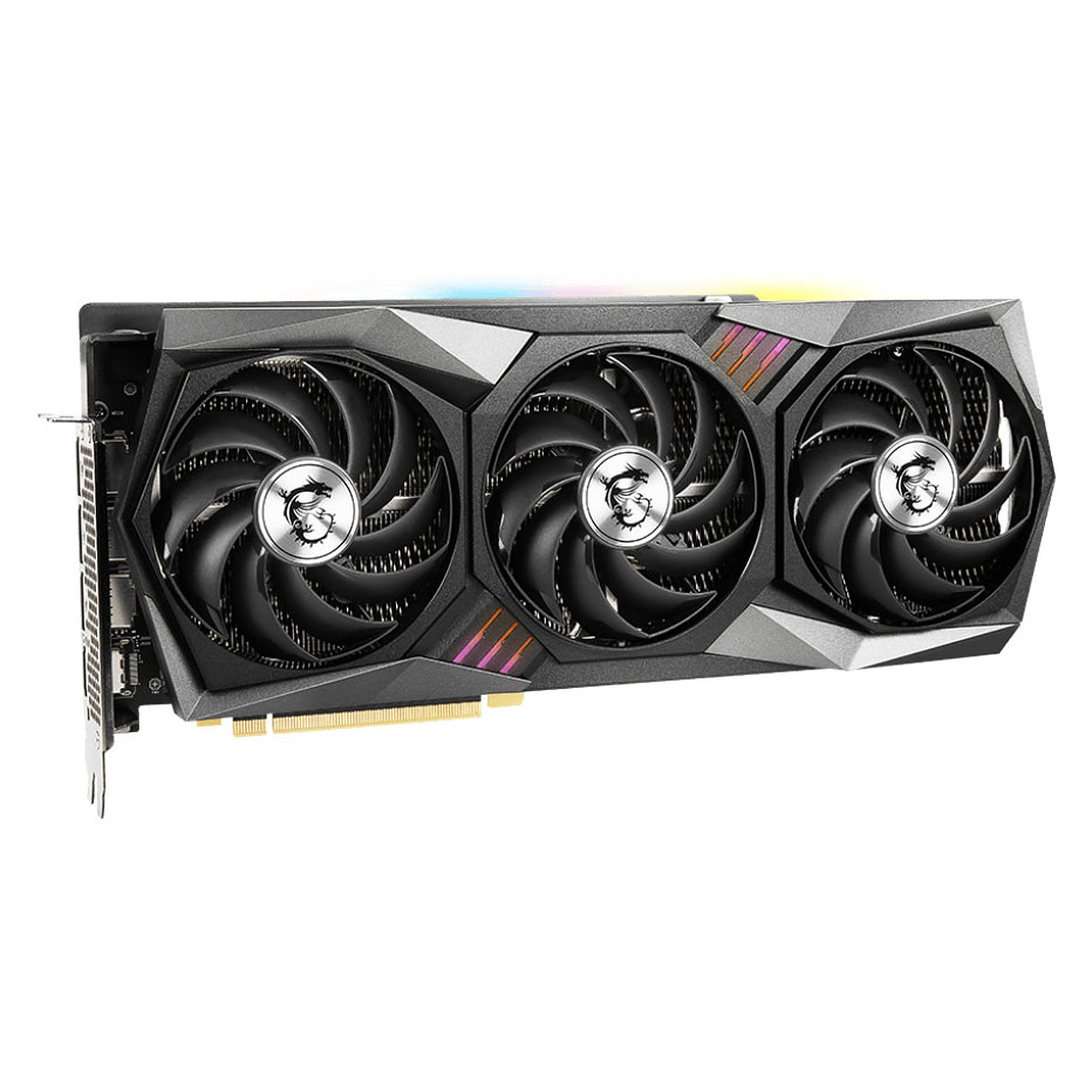 GeForce RTX 3080 GAMING Z TRIO 10G LHR (912-V389-205) - Achat / Vente Carte graphique sur Picata.fr - 3