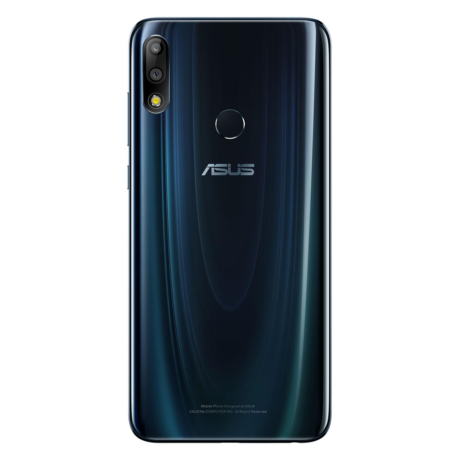 ZenFone Max PRO M2 Bleu (90AX01B2-M00950) - Achat / Vente Téléphonie sur Picata.fr - 1