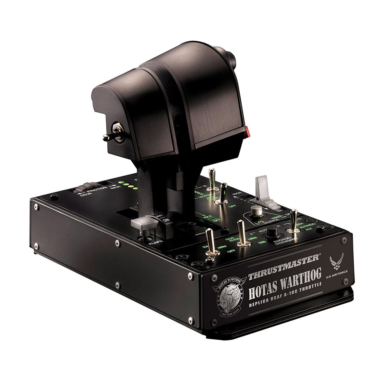HOTAS Warthog Dual Throttle (2960739) - Achat / Vente Périphérique de jeu sur Picata.fr - 0