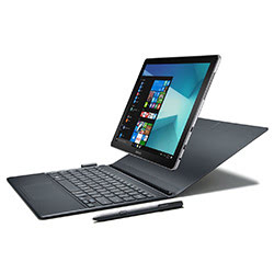"image produit Samsung Galaxy Book W620 - m3-7Y30/4Go/64Go/10.6""/10 # Picata"