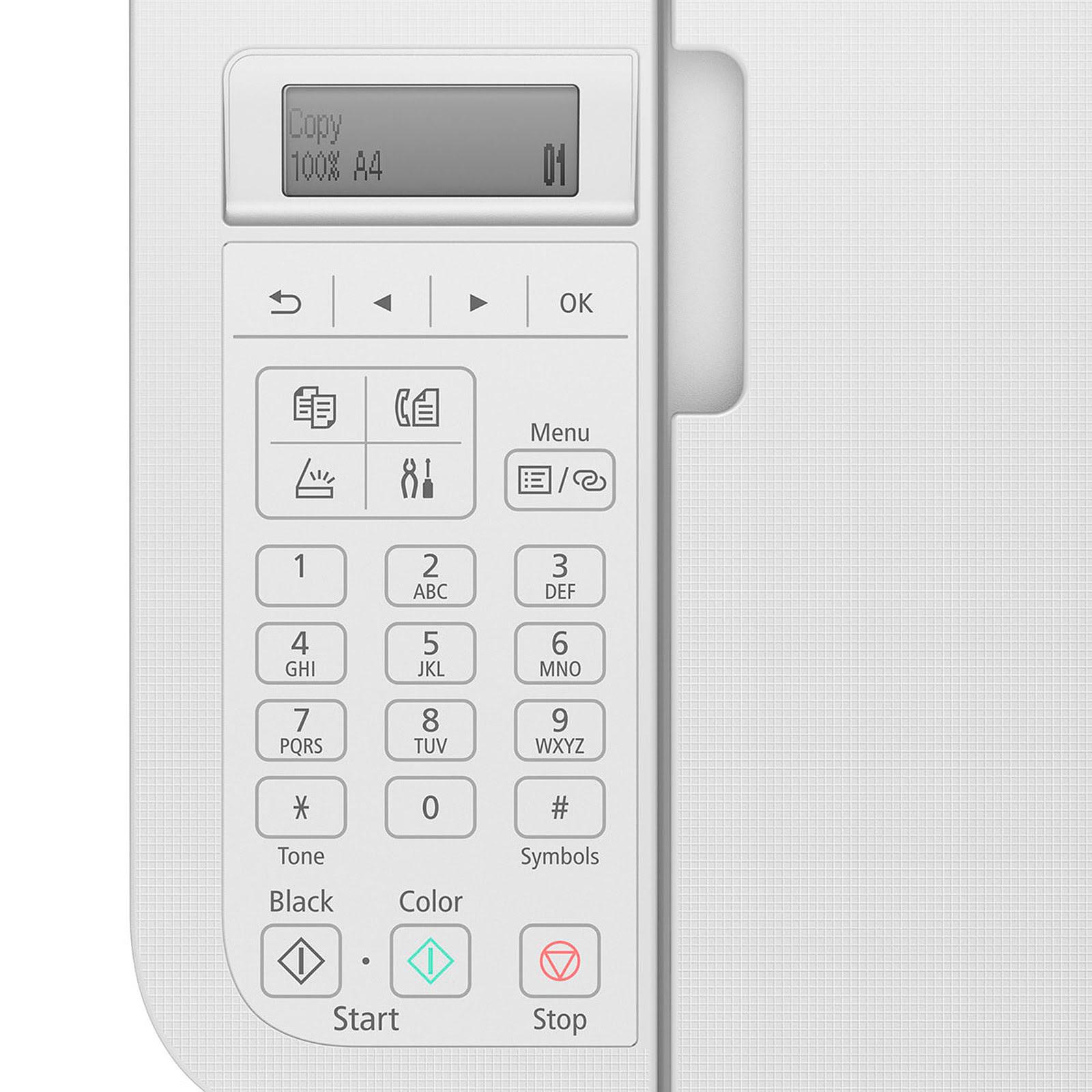 PIXMA TR4551 White # (2984C029 --) - Achat / Vente Imprimante multifonction sur Picata.fr - 1