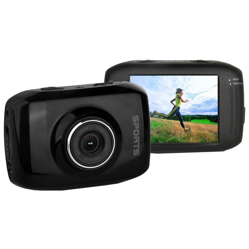 Caméra / Webcam DUST DV-200 (Caméra Sport + DashCam) - Achat / Vente Caméra / Webcam sur Picata.fr - 1